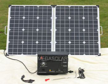 Professional solar powered interior lighting system 1000w MS-1000PSS