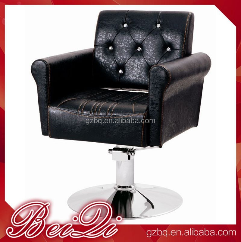 Italian salon furniture used hair styling chairs sale for Used salon chairs