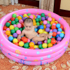 Factory direct sale 130cm above ground inflatable intex toddler pools