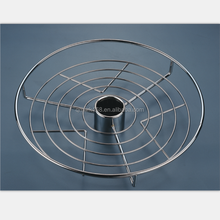 Metal Kitchen Bar Pole System 360' Round Wire Rack/Wire Basket Shelf( 900.306.000 )