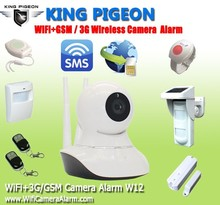 King Pigeon wireless wifi 3g ip camera and wifi camera with sdk