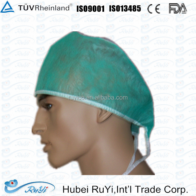 Disposable Non-woven Surgeon Cap
