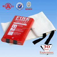 Coated Fiberglass Fire Blanket / High Temperature Blanket