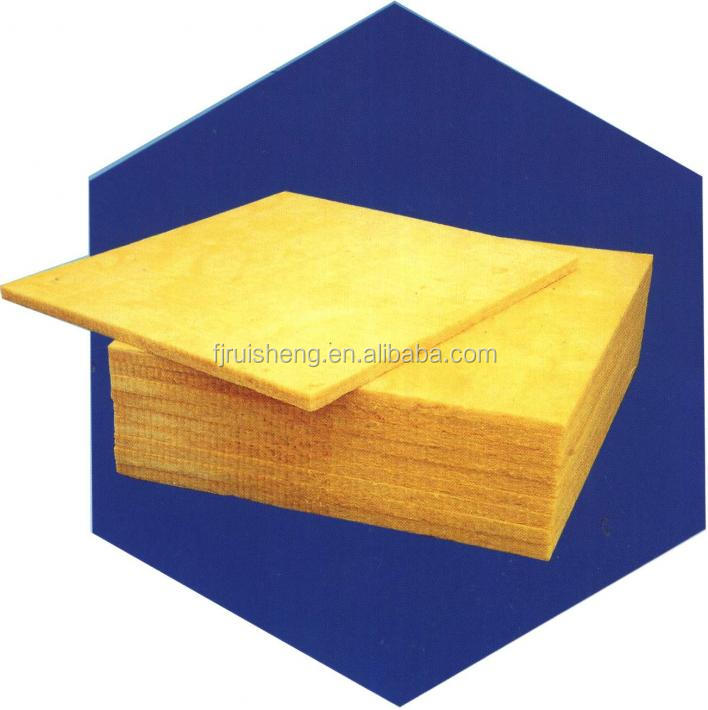 80kg m3 rock wool fireproof insulation wall material for Fireproof wall insulation