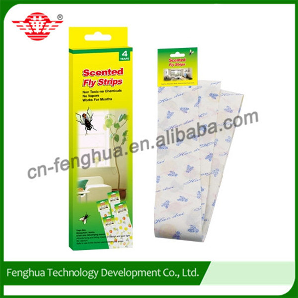Wholesale New Style Mosquitoes Glue Traps Paper