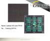 Shenzhen CreKing high quality led pixel module/led matrix/high resolution led matrix display module