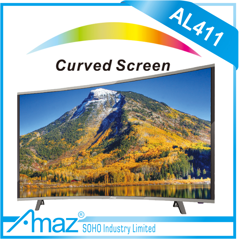 32 television' led smart tv with curved