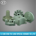 Cordierite ceramic electric heating coil elements