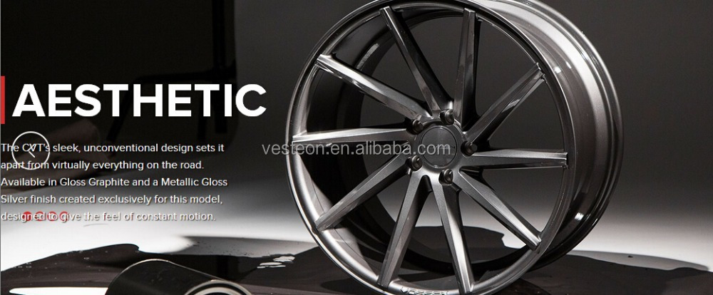 15 16 17 18 19 20 22 inch car wheel alloy wheel cvt replica wheel rim