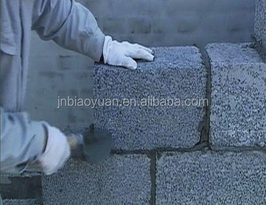lime-based mortar masonry for AAC Block