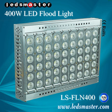 Hot sale 400w led floodlighting, high quality 400w led floodlights, brightest 400w led floodlight with ETL ROHS CE list