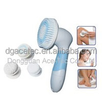 Best selling products Professional electric facial Skin Rejuvenation Scrubber brush