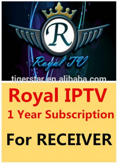 Arabic IPTV Tiger Royal IPTV Subscription Account Server