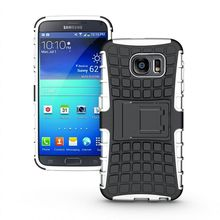 Stand Rugged Hybrid 2015 Shockproof Skin Covers for Samsung Galaxy S4 Mini I9190