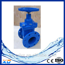 XD F4 DN150 Rubber Wedge Automatic Gate Valve