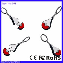 2016 Hot Sale Pokemon Go Pokeball USB Disk Cartoon USB Flash Driver