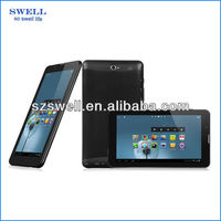 Cheapest price! 7 inch 3g tablet pc MTK8377 chips support dual sim card slot gps tablet TP79N