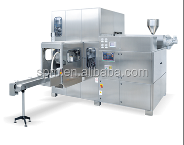 Aspetic Blow-Fill-Seal Technology Normal Saline IV Solution Production Line