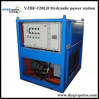 Best sale YZBF-120LD AIR-COOLED/WATER COOLED HYDRAULIC POWER UNITS