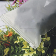high quality promotional recycle clear zip lock bag clothes
