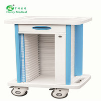 2017 Hospital Cart For Medical Record