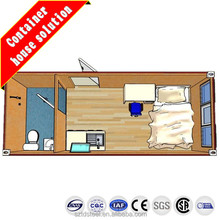 ISO&CE certificate one bedroom modular homes