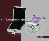 2011 portable aluminum cosmetic box {XLF-00266}