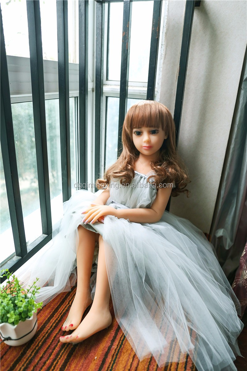 100cm small breast young sex doll for men mini sex doll