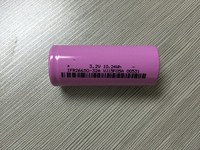 Hi Rate 15C 26650 3.2V 2500mah Lifepo4 cells lithium battery for pv system