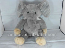 plush animal skins untsuffed elephant skins