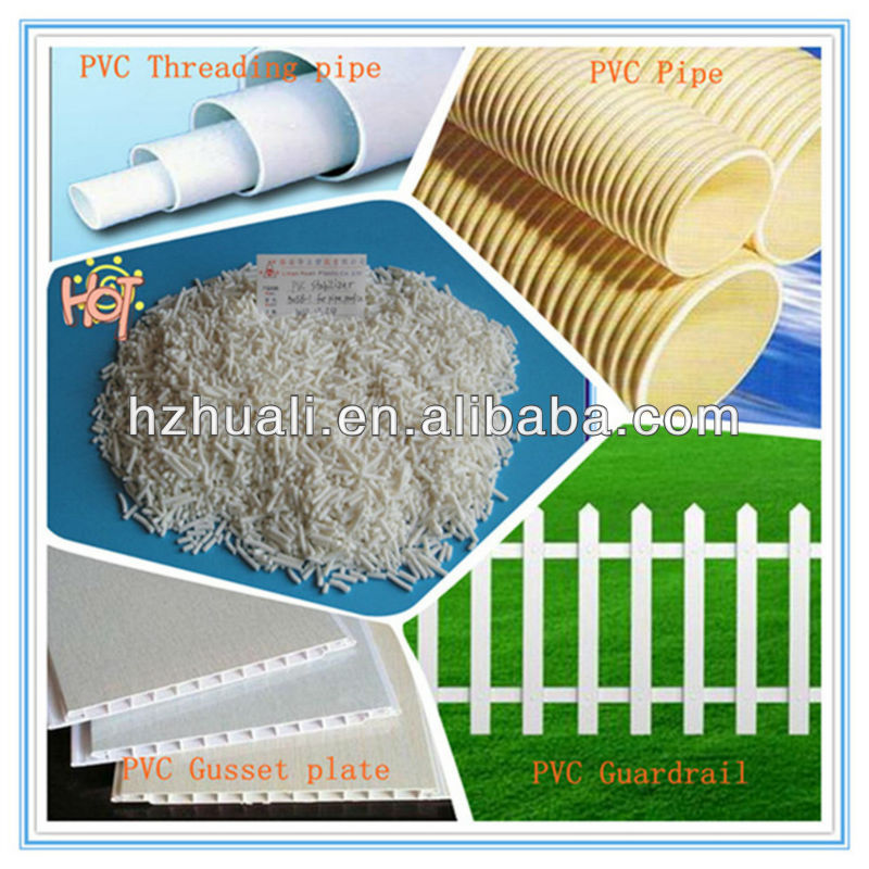 PVC Stabilizer for PVC gusset plate