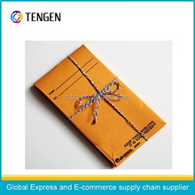 High quality custom printed coin envelope NO.1 supplier