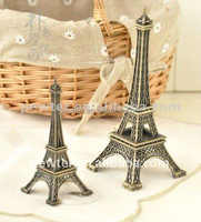 Cheap hot sale Eiffel tower for decoration and souvenirs