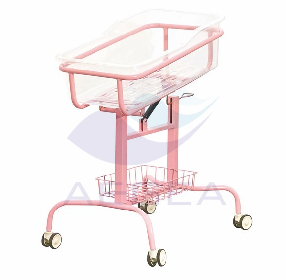 healthcare bassinet cart