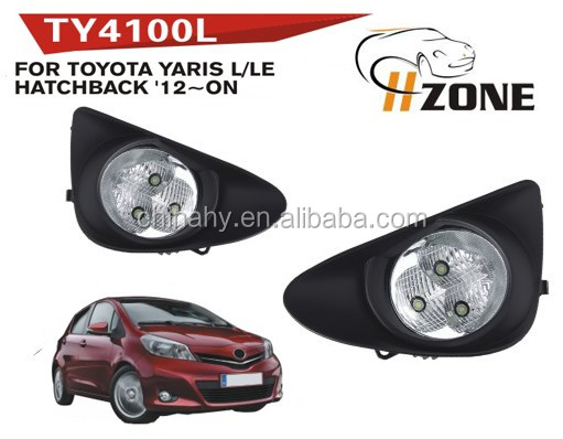 AUTO CAR LIGHT FOR TOYOTA YARIS L/LE HATCHBACK 12~ON