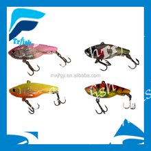 soft plastic fishing lures/soft tail vibe fishing lure/95mm soft plastic vibe