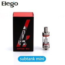 Kanger New Super Hot Sale Airflow Control Atomizer Kanger Mini Subtank With OCC Coil