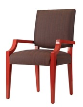 Luxury Hotel furniture for sale wood and fabric writting chair