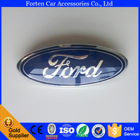 9 inch car Grille Tailgate Badge Emblem for Ford F150 F250 F350