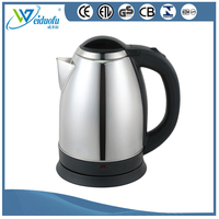 Stainless steel electric tea kettle 1.5L /1.8L /2.0L