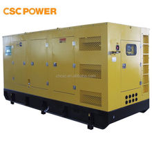 Trade Assurance 200kva with cummins engine silent diesel geneator sets parts