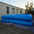 HOLA deep inflatable pool/plastic swimming pools