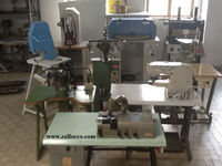 Shoe machinery used rebuilt