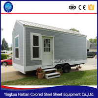 2016 pop hot sale new cost-saving prefab wooden house portable cabins office transportable container