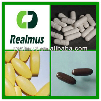 Private label food supplements oem contract manufacturing