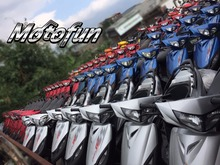 USED VEHICLES SCOOTER / MOTORCYCLE 125cc