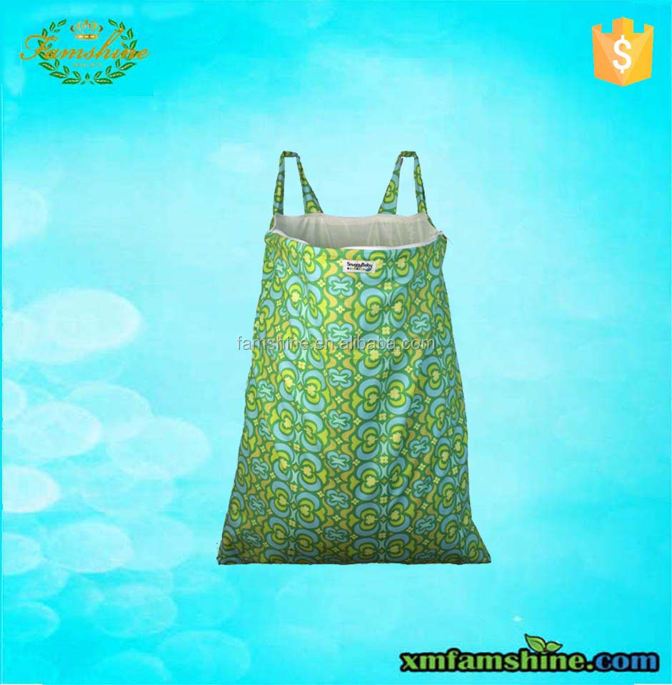 commercial diaper pail hanging laundry bags