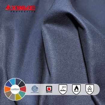 high quanlity flame retardant fabric for work clothing