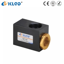 QE Series G1/8 G1/4 G3/8 G1/2 G3/4 Size Automatic Air Vent Valve