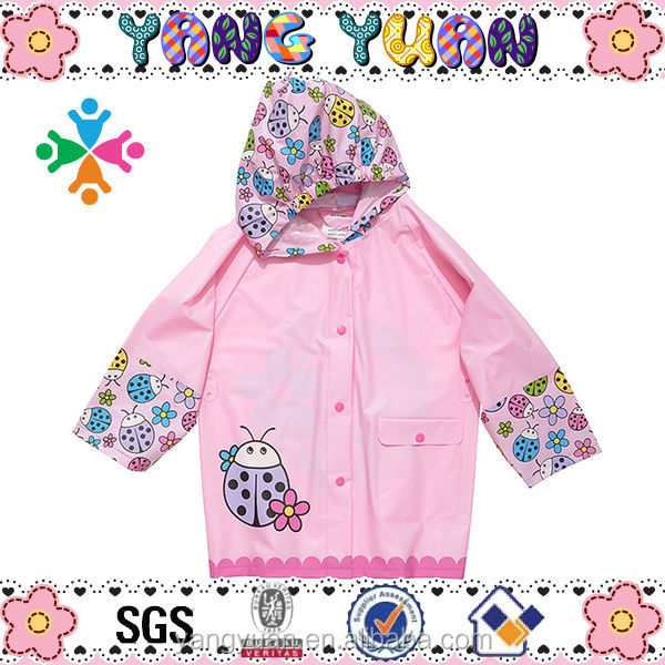 Outdoor Waterproof Raincoat Size Customized Raincoat